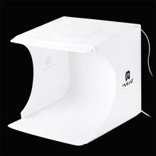 Fotostan PULUZ / Light box / softbox - bílý - LED osvětlení - 23cm