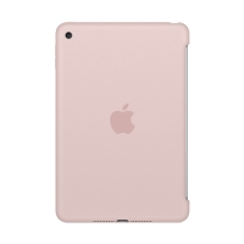 Originální kryt pro Apple iPad mini 4 - výřez pro Smart Cover - silikonový