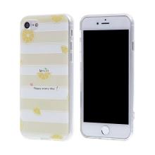 Kryt pro Apple iPhone 7 / 8 - gumový - citrony