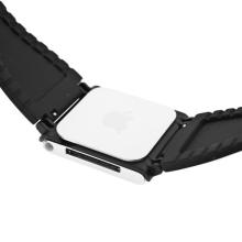 Hodinkové pouzdro LunaTik pro iPod Nano 6.gen - černé