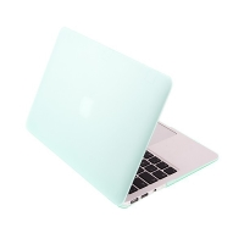 Tenký ochranný plastový obal pro Apple MacBook Air 11.6 - matný - zelený