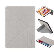Pouzdro / kryt MOMAX pro Apple iPad mini 5 - slot pro Apple pencil - funkce chytrého uspání - šedé