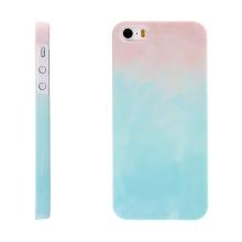 Kryt pro Apple iPhone 5 / 5S / SE - plastový - růžový / modrý
