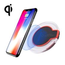 Bezdrátová nabíječka / nabíjecí podložka Qi  - mini