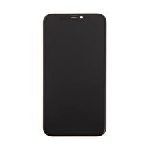 LCD panel + dotykové sklo (touch screen digitizér) pro Apple iPhone Xr - černý - kvalita A+
