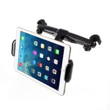 """Držák do auta na opěrku pro Apple iPad a tablety 7 - 15"""" - univerzální - 360° otočný - černý"""
