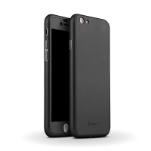 Kryt IPAKY pro Apple iPhone 6 Plus / 6S Plus - plastový - černý