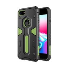 Kryt Nillkin pro Apple iPhone 7 / 8 / SE (2020) - odolný - plast / guma - zelený / černý