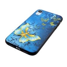 Kryt pro Apple iPhone Xr - plast / guma