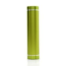 Mini externí baterie 2600mAh - zelená