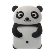 Ochranný silikonový kryt pro Apple iPad mini / mini 2 / mini 3 - 3D panda