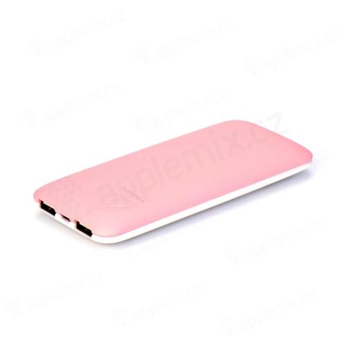 Externí baterie / power bank PURIDEA - 7000 mAh - 2x USB, 2A