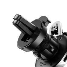 Držák do auta BASEUS + nabíjecí kabel Lightning pro Apple iPhone - do ventilační mřížky - černý