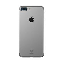 Kryt BASEUS pro Apple iPhone 7 Plus / 8 Plus - plastový - matný - průhledný