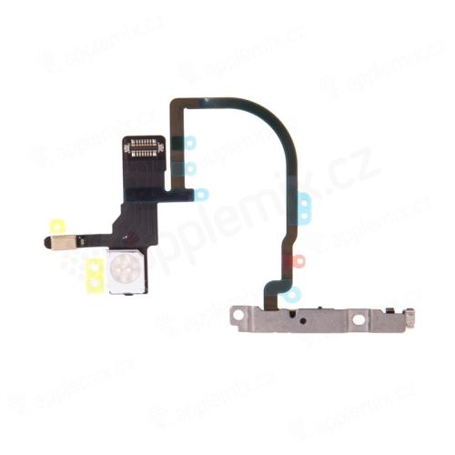 Flex kabel ovládání hlasitosti + tlačítko POWER a LED blesk pro Apple iPhone Xs - kvalita A+