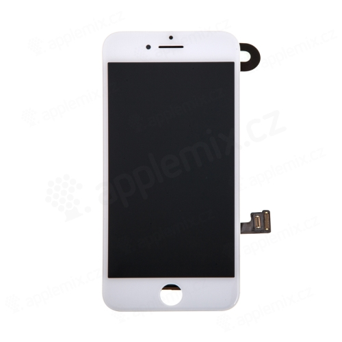 LCD panel + dotykové sklo (touch screen digitizér) pro Apple iPhone 7 - osazený - kvalita A
