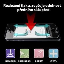 Super odolná ochranná fólie pro Apple iPhone 4 / 4S - přední a zadní