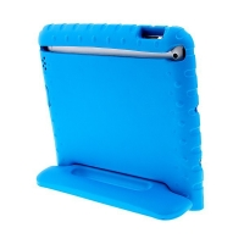 Ochranné pěnové pouzdro pro děti na Apple iPad 2. / 3. / 4.gen. s rukojetí / stojánkem
