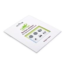 Sada samolepek Home Button tlačítka pro Apple iPad / iPhone / iPod