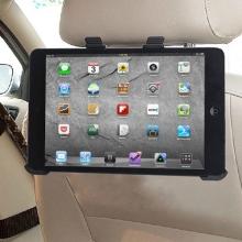 Držák do automobilu na opěrku pro Apple iPad mini / mini 2 / mini 3 - černý
