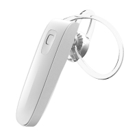 Handsfree Bluetooth V4.0 headset - bílé