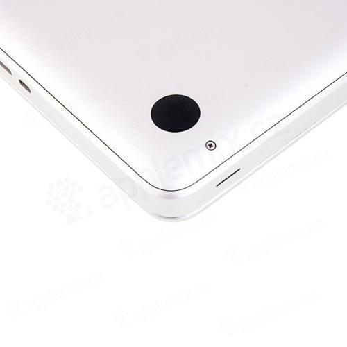 Náhradní spodní gumové podložky pro Apple MacBook Pro (modely A1278, A1286, A1297) - 4ks - černé