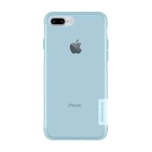 Kryt NILLKIN Nature pro Apple iPhone 7 Plus / 8 Plus - gumový - průsvitný / modrý