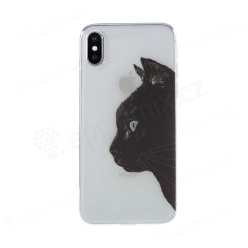 Černý péro v kočička videa