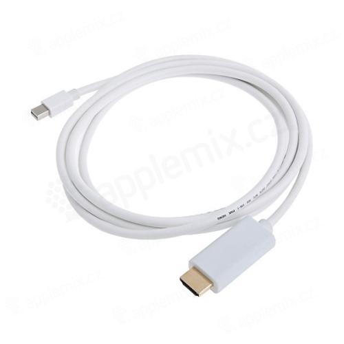 Redukce Mini DisplayPort (Thunderbolt) na HDMI - 1,8m