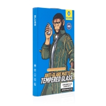Tvrzené sklo (Tempered Glass) Mr.MONKEY pro Apple iPhone 12 Pro Max - přední - matné - 2,5D - 0,3mm