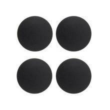 Podložky pro Apple MacBook Pro 13 / 15 Retina (modely A1425, A1502, A1398) spodní gumové - 4ks - černé