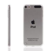Kryt pro Apple iPod touch 6.gen. plastový lesklý - průhledný