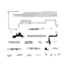 Vnitřní upevňovací části / plíšky - sada pro Apple iPhone X - kvalita A+