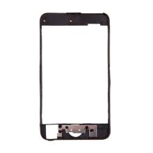 Středový rámeček pro Apple iPod Touch 2. / 3.gen. - černý - kvalita A+