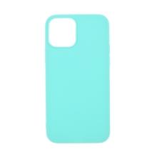 Kryt pro Apple iPhone 12 mini - gumový - světle modrý