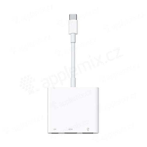 Originální Apple USB-C Digital AV Multiport Adapter - bílý