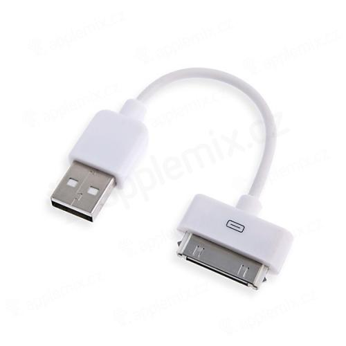 Mini synchronizační a nabíjecí datový kabel pro iPhone / iPod / iPad