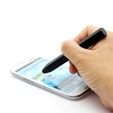 Dotykové pero / stylus pro Apple iPhone / iPad / iPod - hexagon - černé