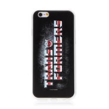 Kryt pro Apple iPhone 6 / 6S - gumový - Transformers