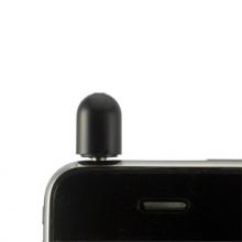Mini mikrofón pro iPhone / iPod - černý