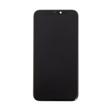 OLED panel + dotykové sklo (touch screen digitizér) pro Apple iPhone 11 Pro - černý - kvalita A+